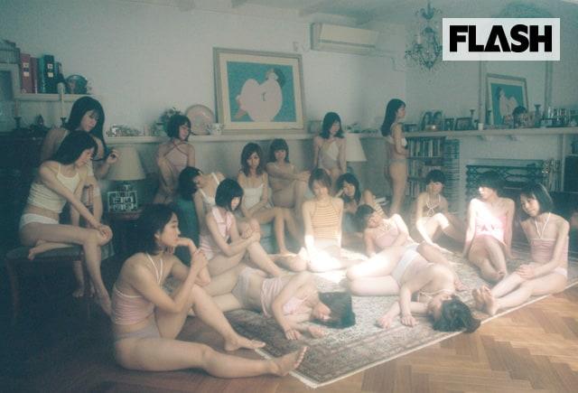 「裸を撮ってほしい!」ヌードモデルとして活躍する七菜乃がカメラマンとして撮影会を敢行!