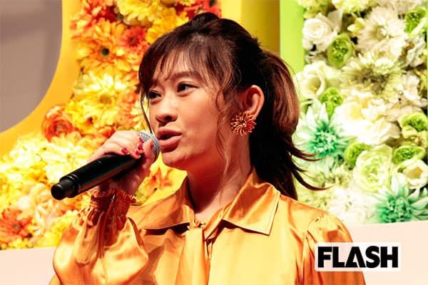 篠原涼子、匂いフェチ告白「足の指の間がいちばん好き」