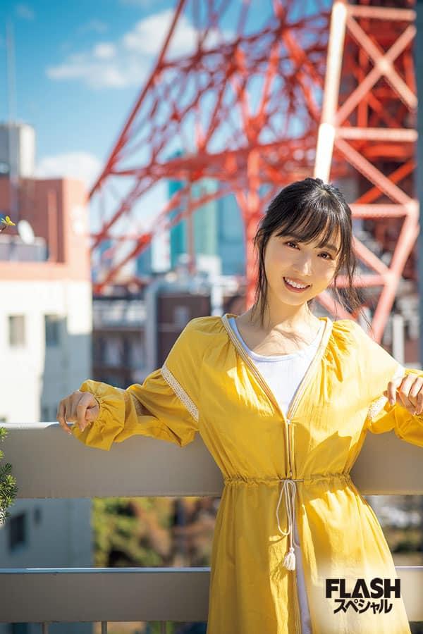 AKB48 Team8 東京都代表 小栗有以『その向こうへ』