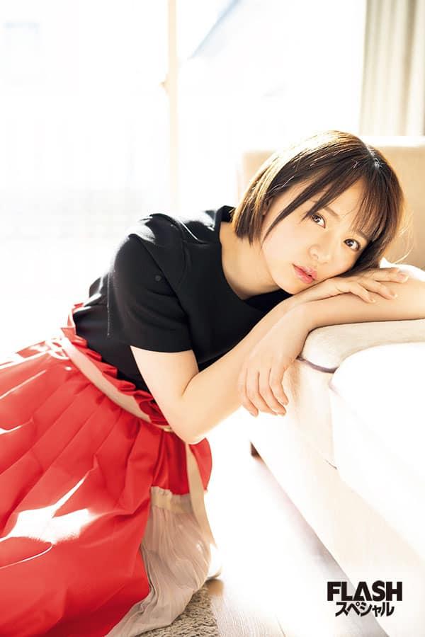 AKB48 Team 8 熊本県代表 倉野尾成美 『新たな決意を持って』