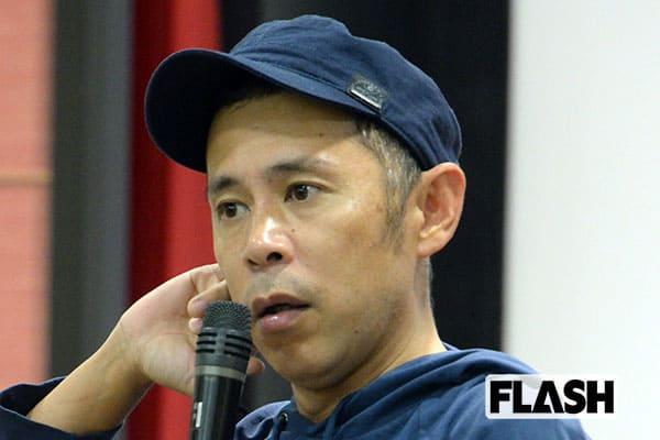 岡村隆史、志村けんのアドバイスが身に刺さる「作り込んだ笑いを」