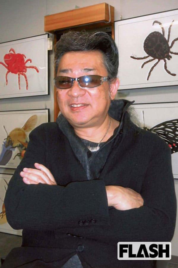 日本の昆虫学の第一人者である五箇公一氏