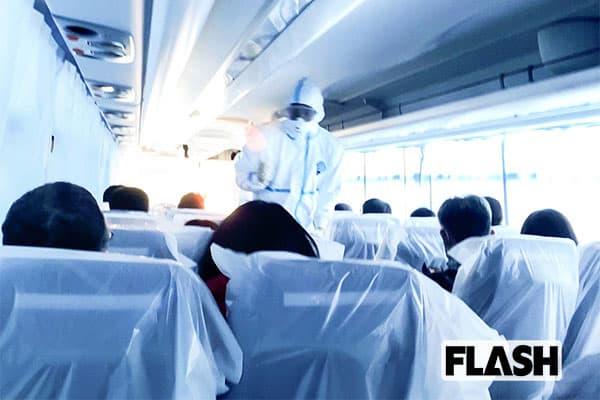 成田空港で感染の恐怖「コロナ検査はずさんすぎる」と帰国者