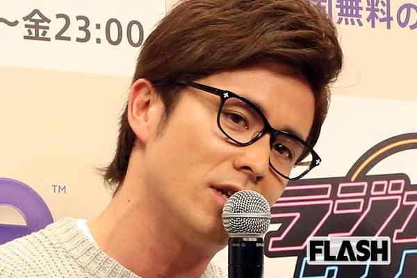 藤森慎吾「ユッキーナを抱きたい」と言って先輩に怒られた過去