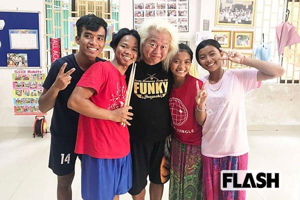 ファンキー末吉「カンボジアではコロナで全風俗店が営業禁止」