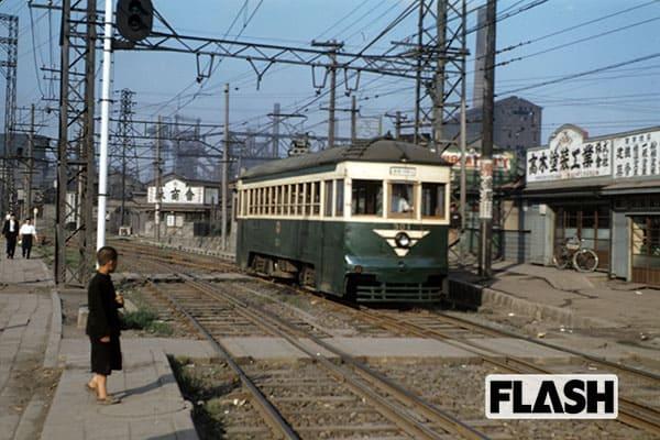 秘蔵カラー写真で見る「60年前の日本」横浜・川崎