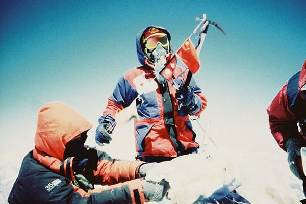 オンリーワンの男たち/8000m峰全座登頂した男、死闘からの生還