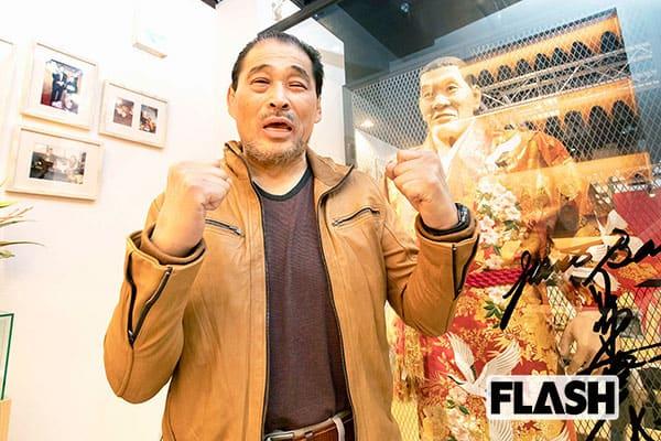谷津嘉章、ジャイアント馬場の店を襲撃「饅頭の恨みだ!」