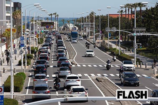渋谷はガラガラなのに湘南は大渋滞…その差を脳科学者が分析