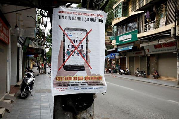 いまだ死者ゼロ…ベトナムのコロナ対策に「国民の93%が満足」