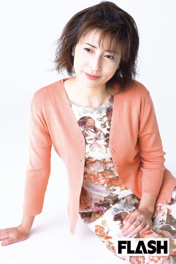 コロナで亡くなった岡江久美子さん、本誌で撮った艶グラビア
