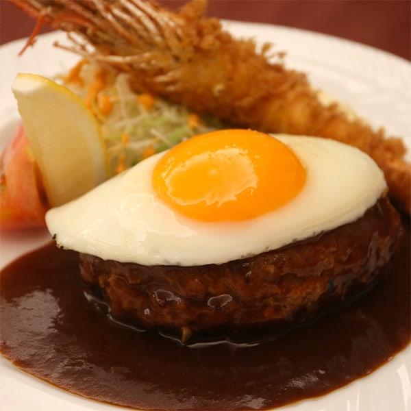 フォーリンデブはっしーの「極上テイクアウト」東京・広尾の洋食