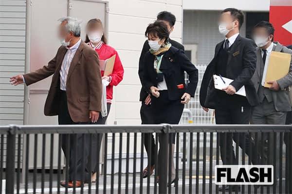 佐藤ゆかり、二階幹事長の面子を潰す「通達破り」地元行脚