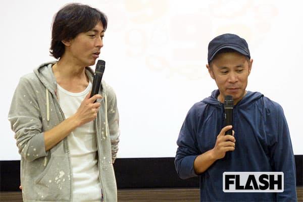 風俗発言を謝罪した岡村隆史に、矢部浩之が説教「逃げ癖がある」
