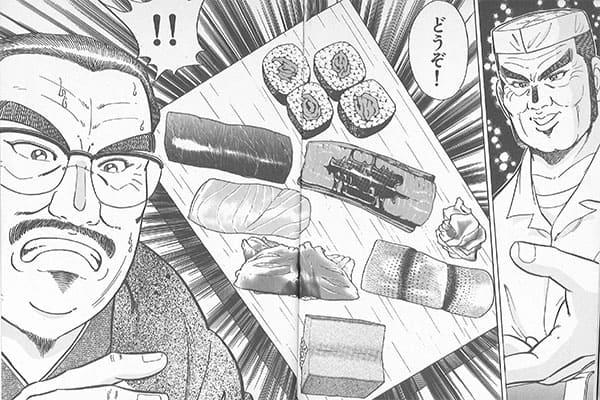 『江戸前の旬』原作者が語る「自分好みの寿司屋を見つける方法」