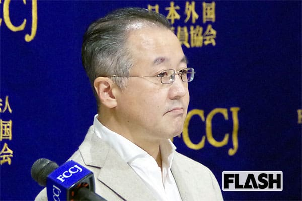 「安倍首相のお友達」山口敬之氏、有名企業から偽名で月80万円