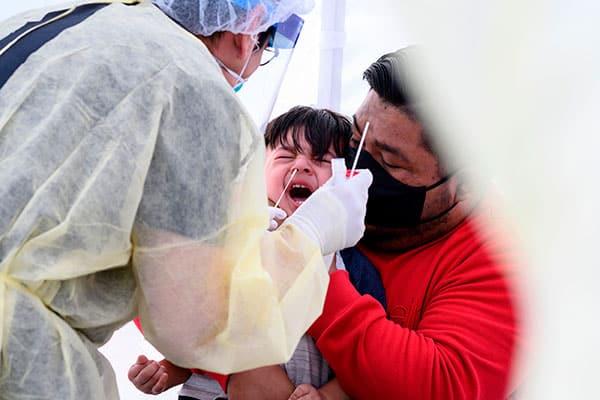 コロナ感染の子供に「川崎病のような症状」と英米で報告相次ぐ