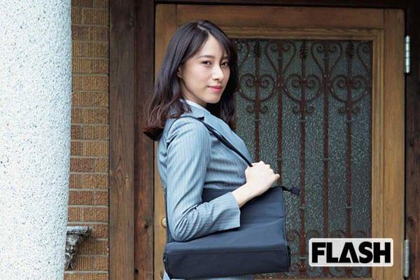 染谷有香、社内恋愛に憧れ「付箋に『非常階段で待ってる』って…」