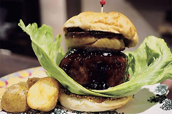 M三郎の「極上テイクアウト」大阪・茨木の中華バーガー
