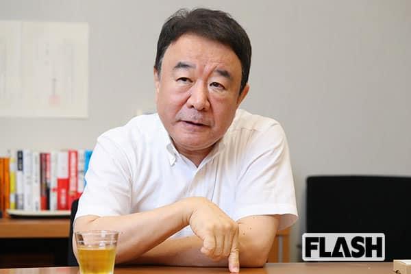 安倍首相へ…盟友・青山繁晴の直言「消費減税しかありません」