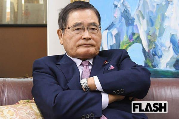 安倍首相へ…盟友・亀井静香の直言「強制力を使うべきだ」