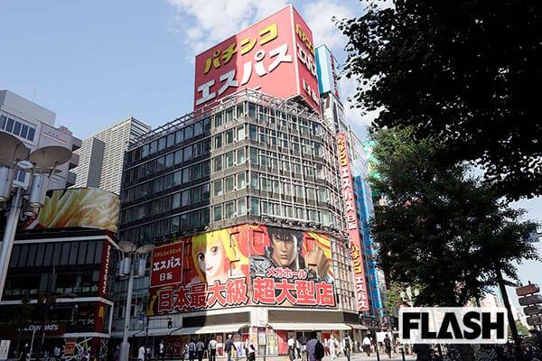 5月29日から営業を再開した「エスパス日拓新宿歌舞伎町店」