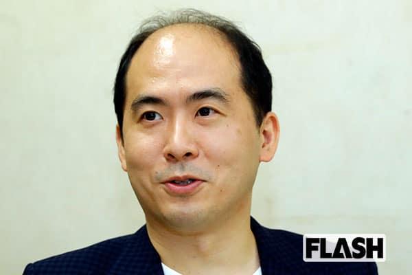 トレエン斎藤、夜遊びの罰で妻から「髪を伸ばしなさい」命令
