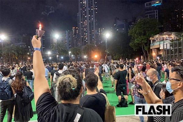 香港デモで民主派リーダーが見せた危惧「中国に送られてしまう…」