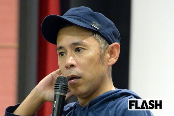 岡村隆史、島田紳助に楽屋挨拶すると「優しくしてくれた」
