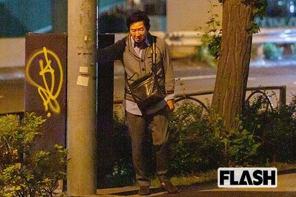石田純一、新型コロナ快気祝いで「よろよろ千鳥足」