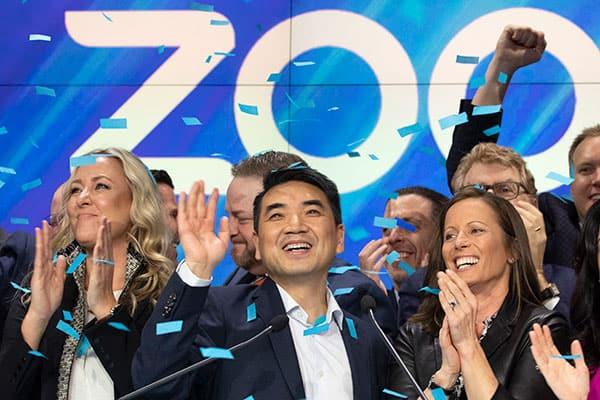 遠距離恋愛のために創業された「Zoom」ついに時価総額6兆円