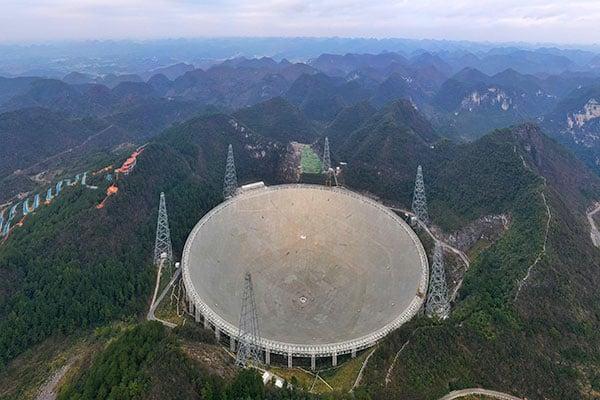 文明のある星は36個…宇宙人探査はアメリカから中国の時代に