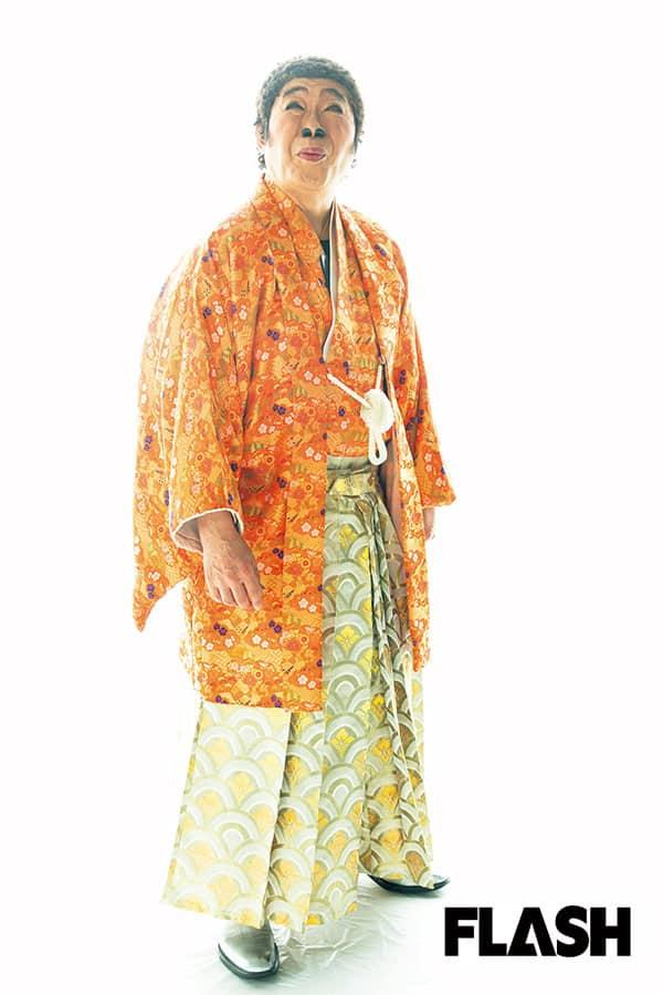 コロッケに贈る北島三郎からの賛辞「エンターティナーとして一流」