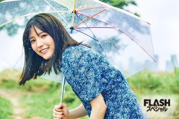 乃木坂46 早川聖来 『再会は雨に濡れて』 FLASHスペシャルグラビアBEST 2020年初夏号