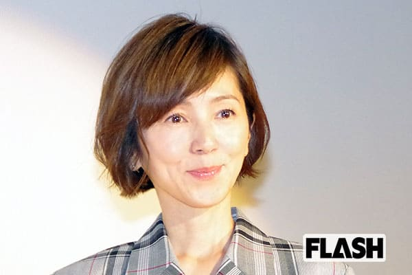 渡辺満里奈、名倉潤と2度の離婚危機「指輪を紛失して…」