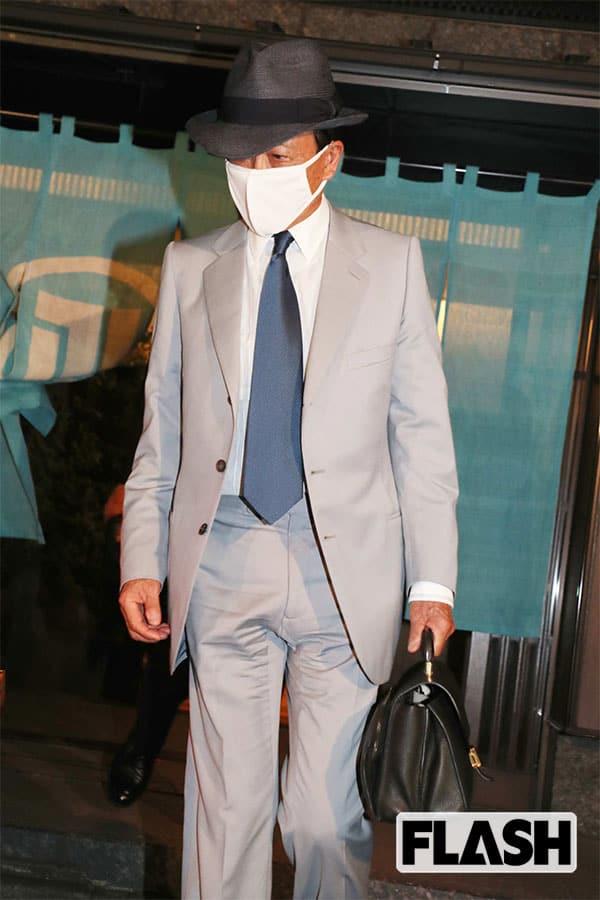 安倍首相「もう疲れた…」9月解散説で浮上する「麻生再登板」