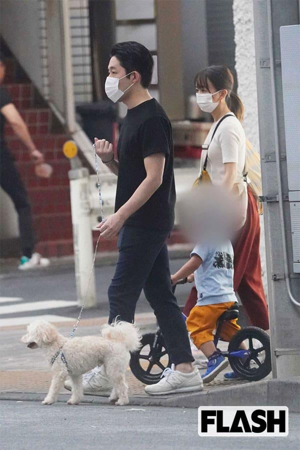 中田敦彦、年収1億円でも「庶民派スーパー」イクパパ武勇伝
