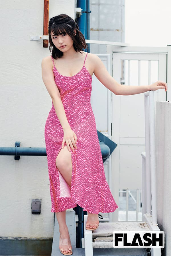 石田桃香、ずっと抱いてる大きな目標「人気者になりたい(笑)」