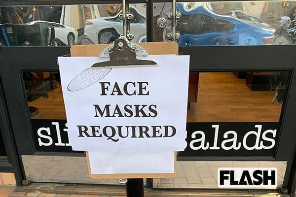 アメリカで激化する「反マスク運動」ついには銃撃戦も