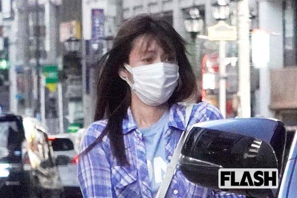 深田恭子、女優御用達の美容クリニックで磨いた「美しき太もも」