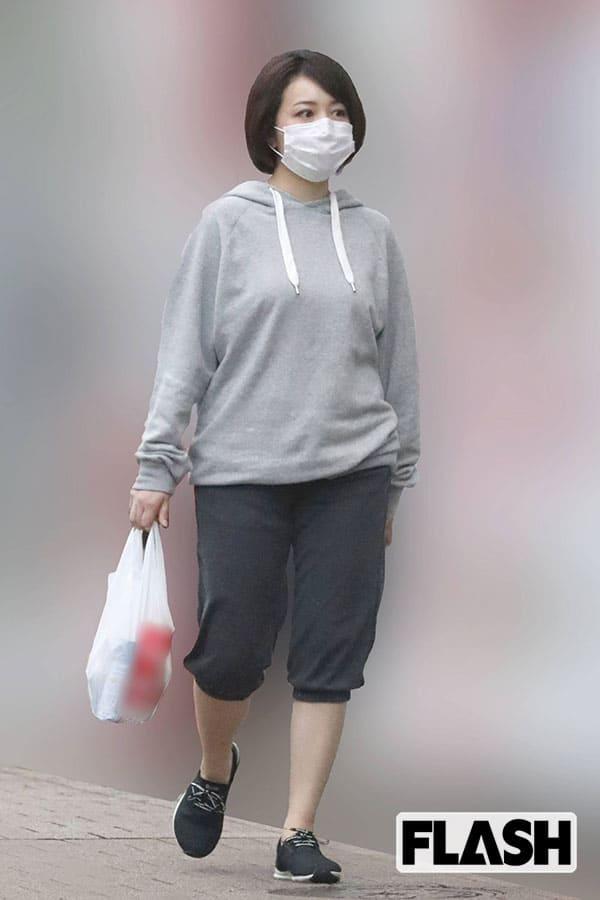 テレ東・相内優香アナ、スウェット姿で「ドンキ通い」私生活