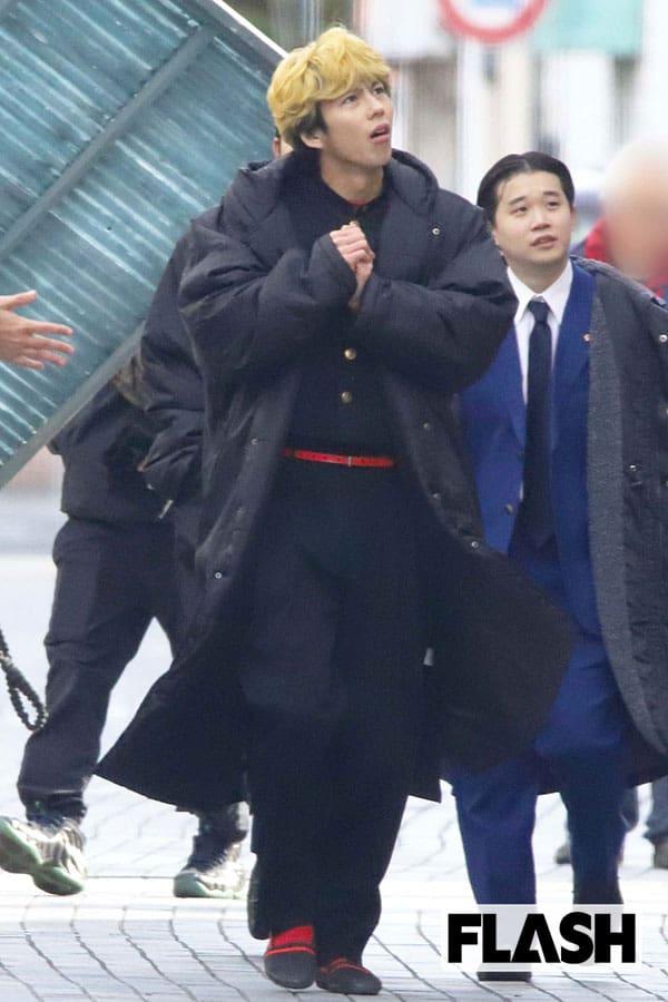 賀来賢人、『今日俺』相棒の伊藤に「売れた感が満載の顔」とイジリ