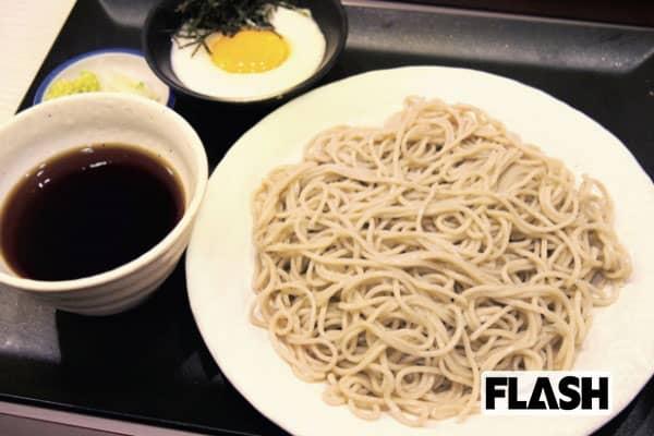 いま熱い「駅そば」の本格派/相鉄・相州蕎麦