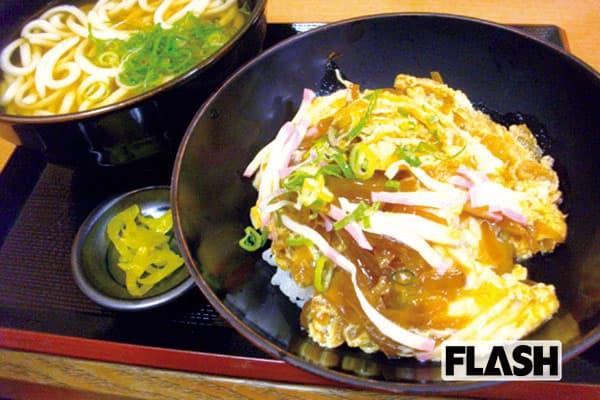 いま熱い「駅そば」のサイドメニュー/京阪・麺座