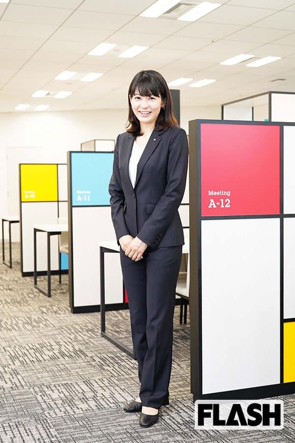 伝説のお天気お姉さん・高樹千佳子「不動産会社の係長」に転身