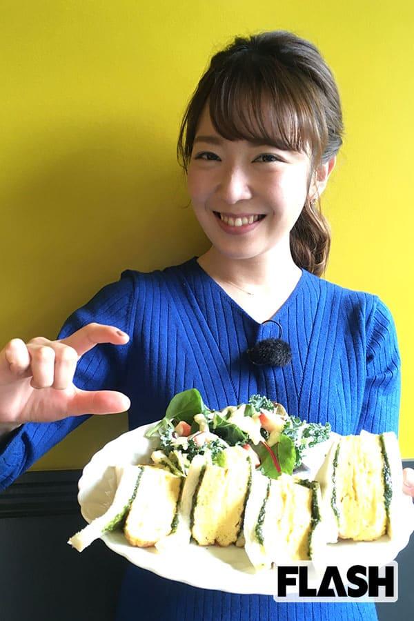 熊本放送の糸永有希アナ