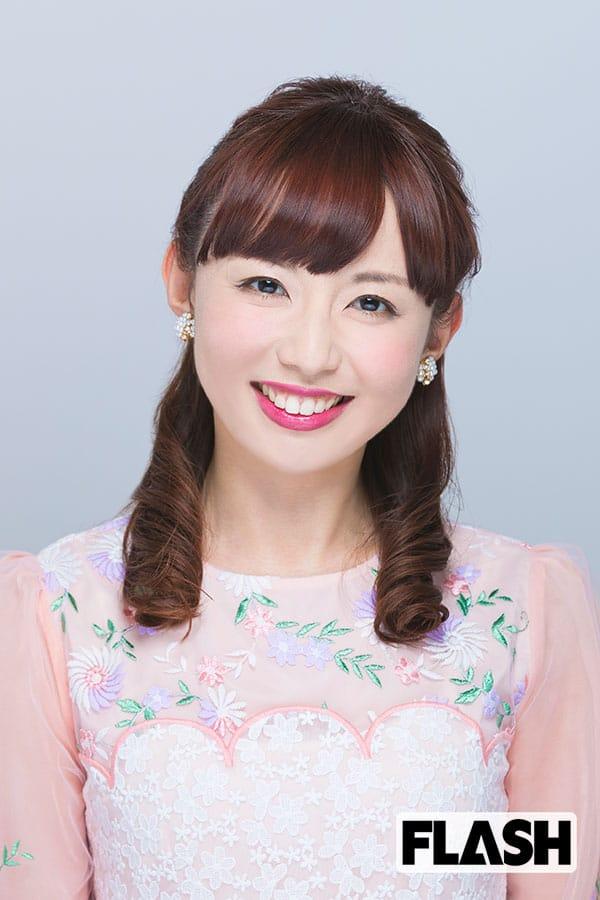 小田久美子アナ
