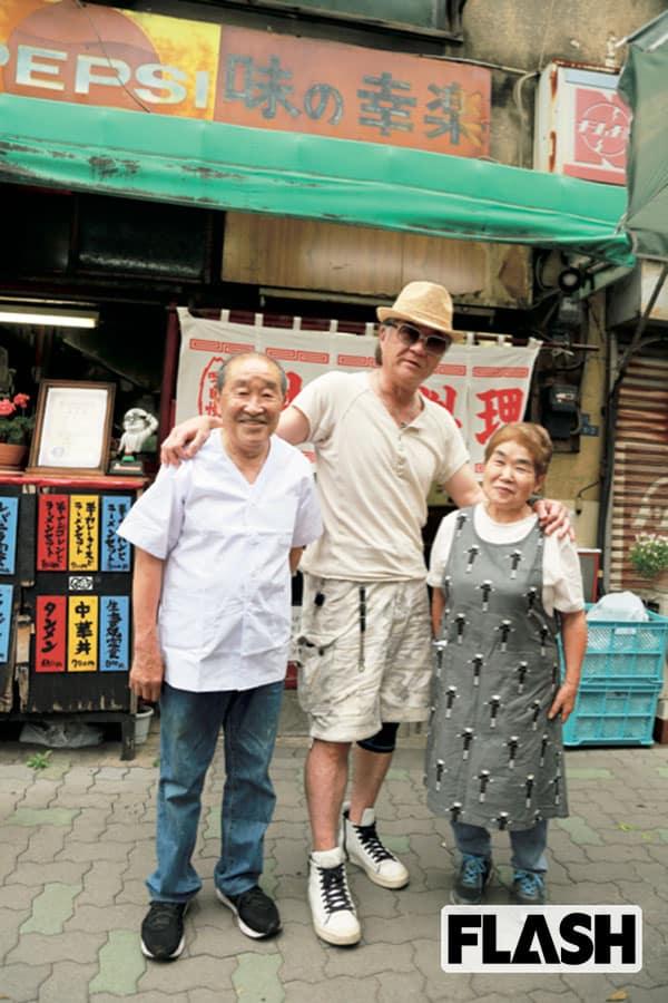 小沢仁志とめぐる「ガチ美味!町中華」幸楽/新御徒町