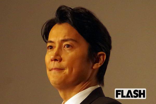 福山雅治、「顔面最強アーティスト」1位も「肌はカサカサ」