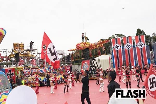 歌舞伎町の風俗王が開いた「ナチス礼賛」歌謡ショー